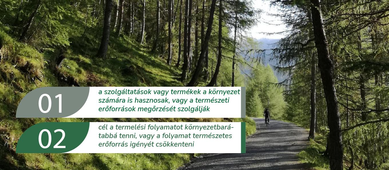 Green jobs jelentése